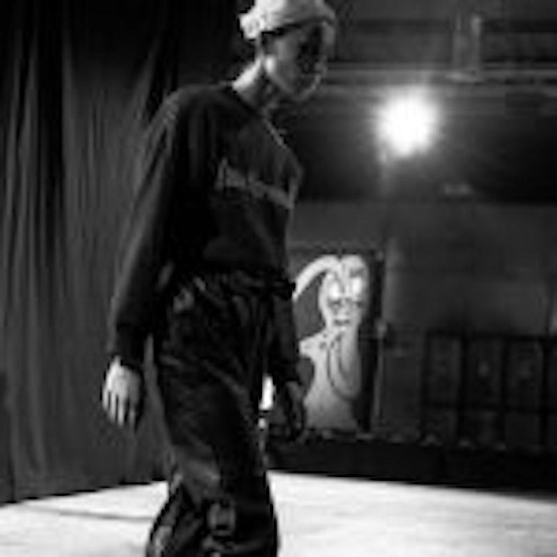 Haculla backstage @ Pitti Uomo 95