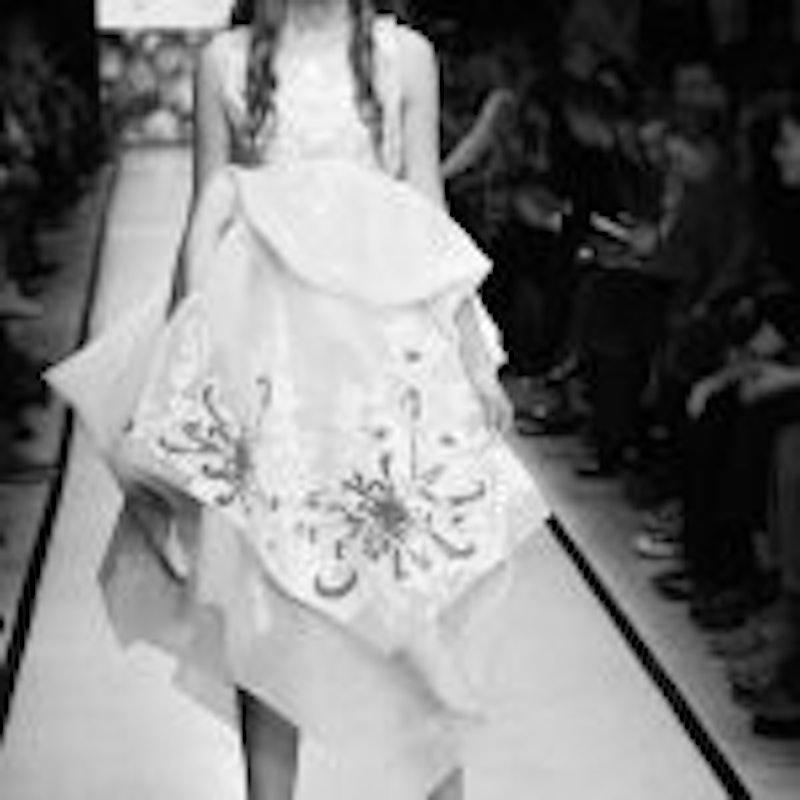 Sara Armellin, Mercedes-Benz Fashion Week Russia