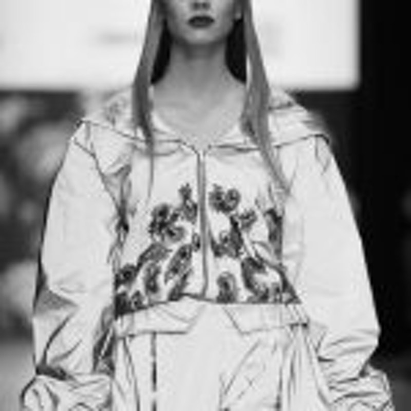 Martina Bonci, Mercedes-Benz Fashion Week Russia