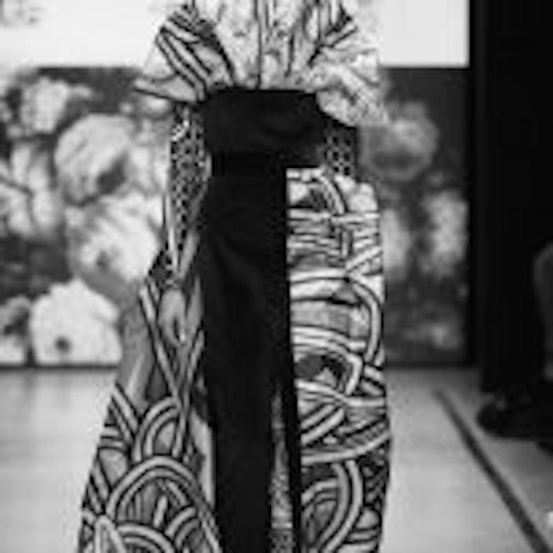 Luca Begali, Mercedes-Benz Fashion Week Russia