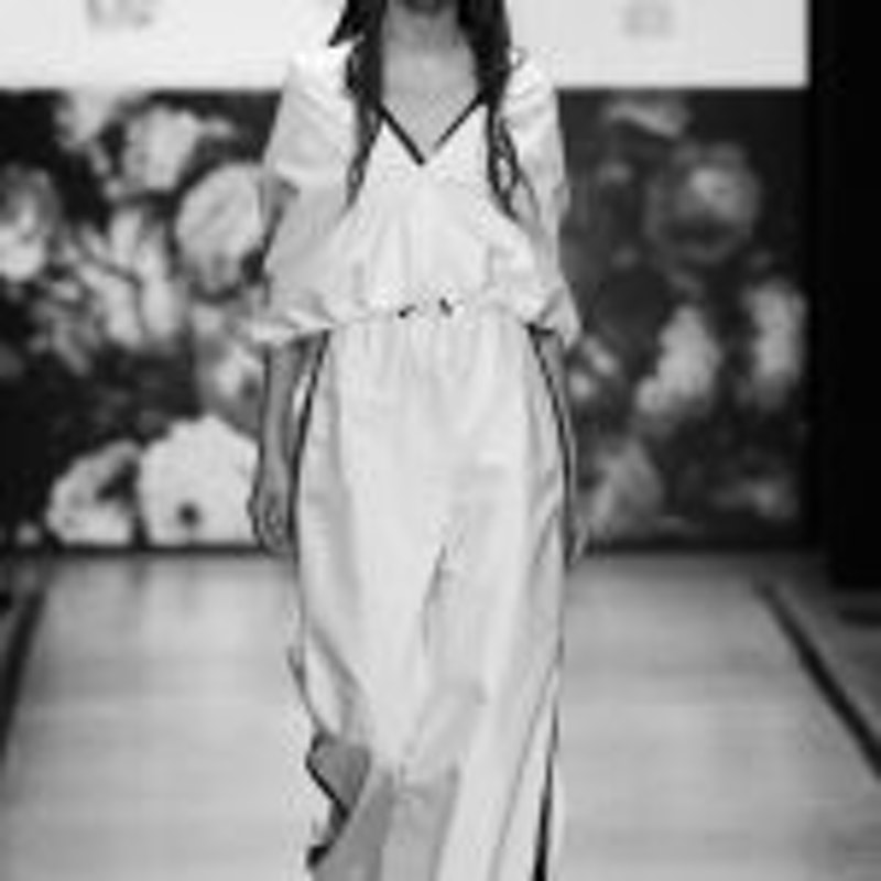 Jasmine Accardi, Mercedes-Benz Fashion Week Russia