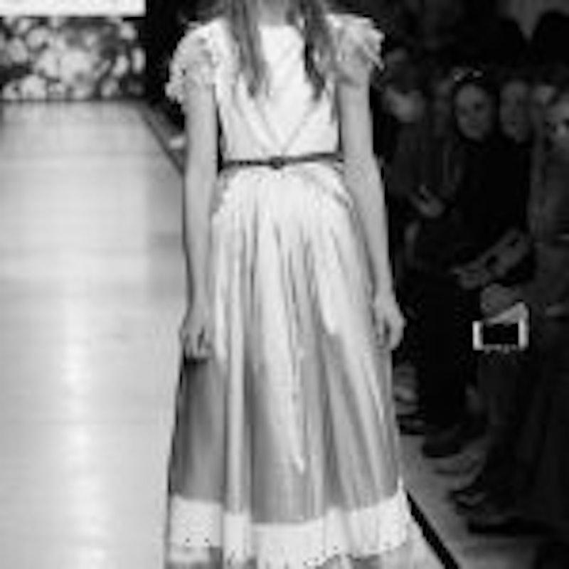 Francesca Benucci, Mercedes-Benz Fashion Week Russia