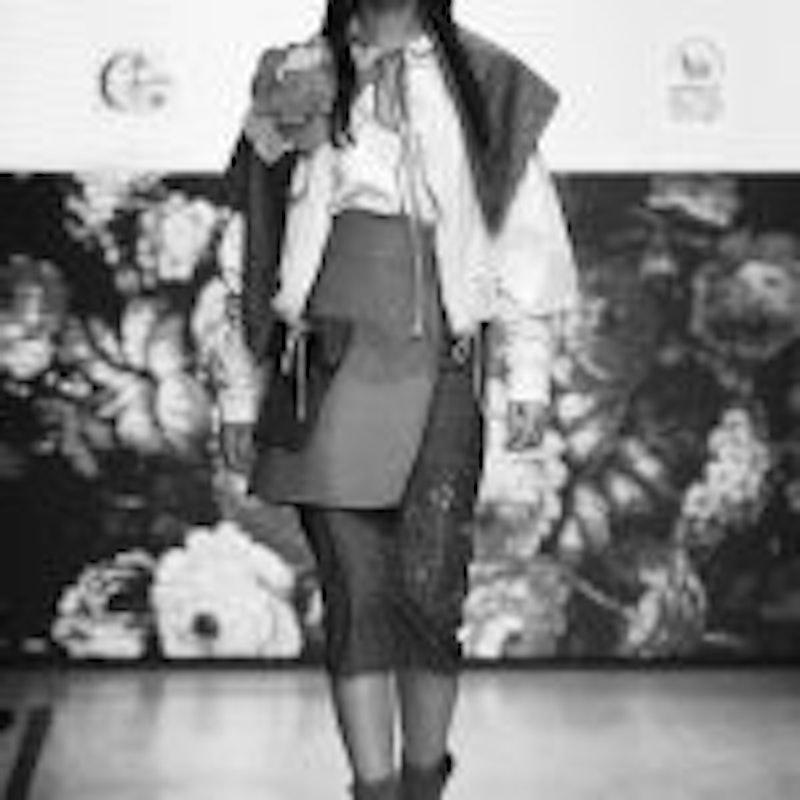 Giorgia Papa, Mercedes-Benz Fashion Week Russia