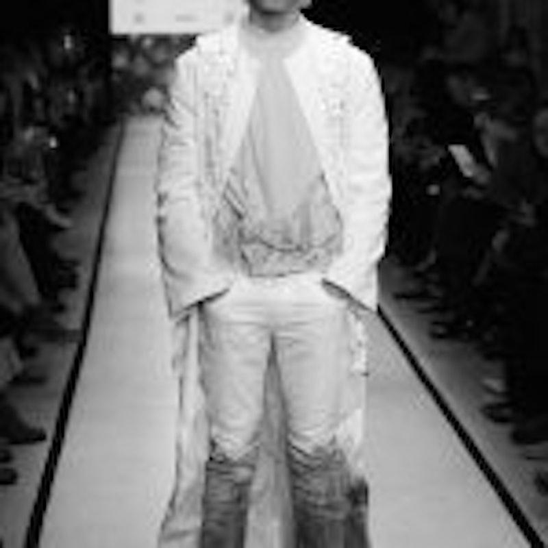 Federica Diaz Splendiani, Mercedes-Benz Fashion Week Russia