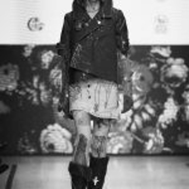 Chiara Rimondini, Mercedes-Benz Fashion Week Russia