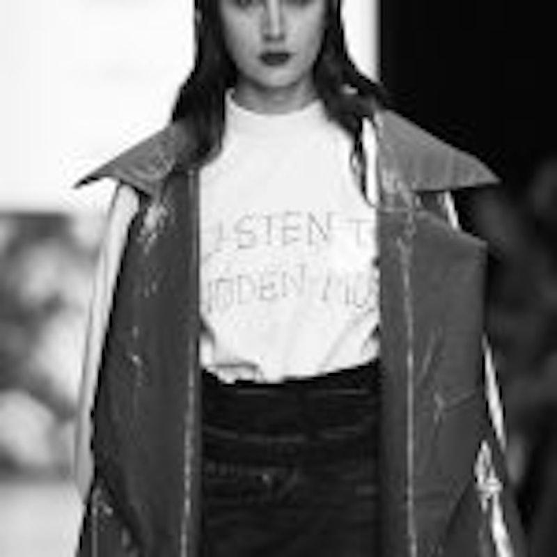 Chiara Lombi, Mercedes-Benz Fashion Week Russia
