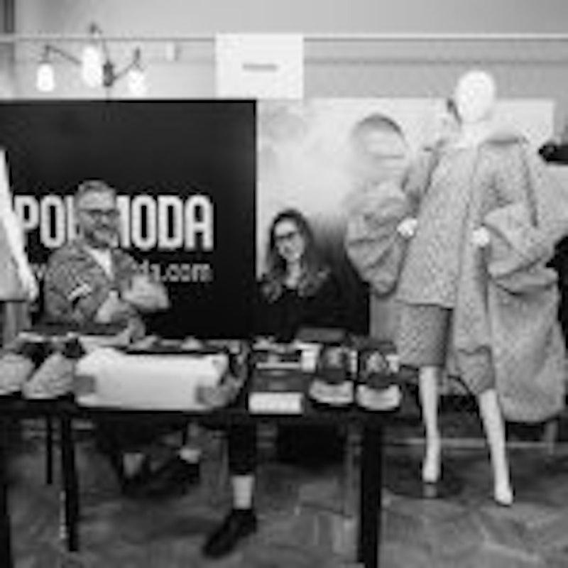 Polimoda Team, Mercedes-Benz Fashion Week Russia