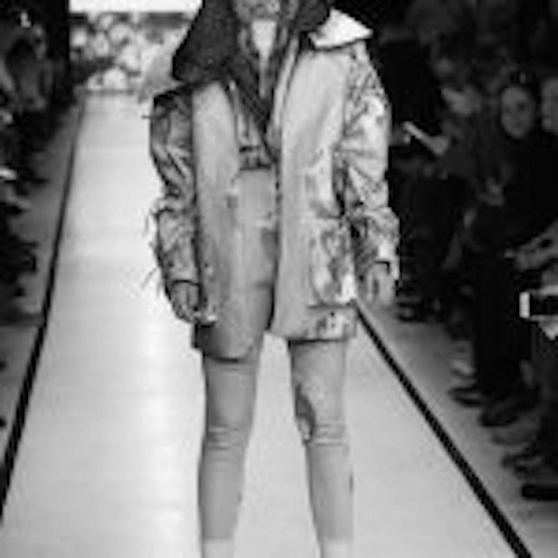 Eleonora Tortoriello, Mercedes-Benz Fashion Week Russia