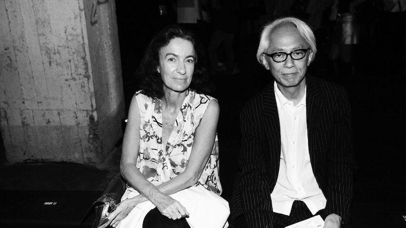 Jury at Supernature Polimoda Fashion Show 2019, Manifattura Tabacchi, Florence, Italy,