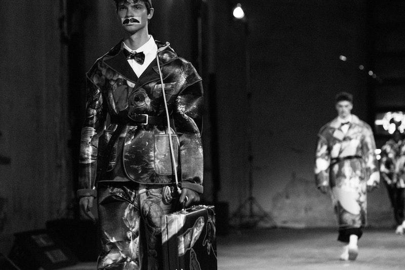 Supernature Polimoda Fashion Show 2019 at Manifattura Tabacchi, Florence, Italy
