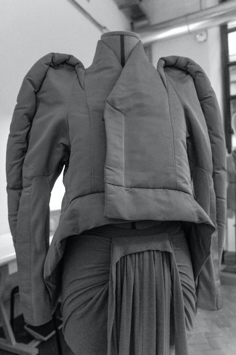 Rick Owens Charles James 1937 jacket