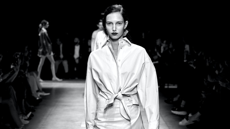 DROMe fashion show during Milan Fashion Week