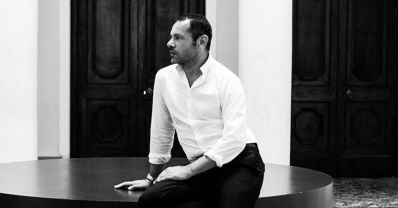 Massimiliano Giornetti, Polimoda Head of Fashion Design Department