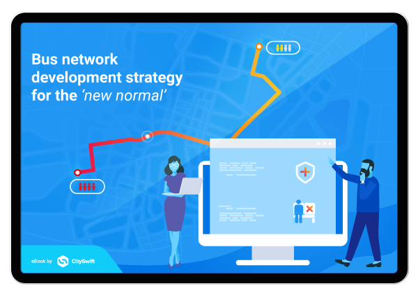 Bus Network Development Strategy for the 'New Normal'