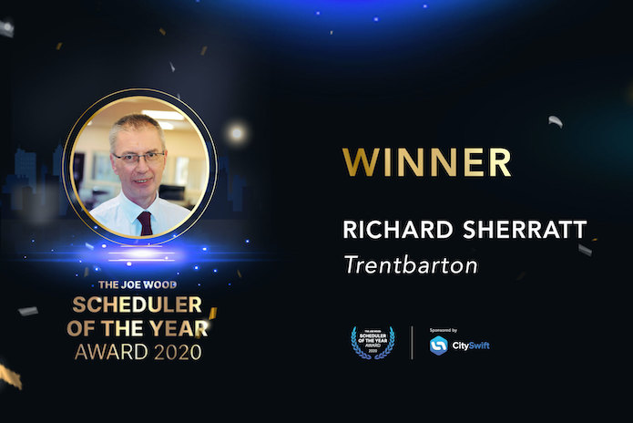 Richard Sherratt: Scheduler of the Year 2020