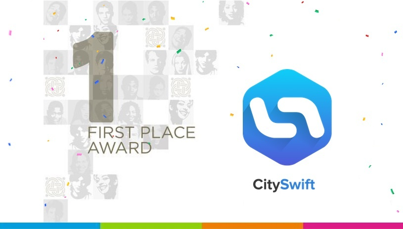 CitySwift wins UITP Global Startup Challenge