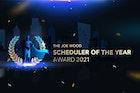 Joe Wood Scheduler of the Year Award returns for 2021