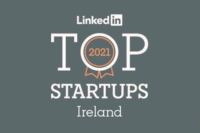 We're one of LinkedIn's top ten sought-after startups