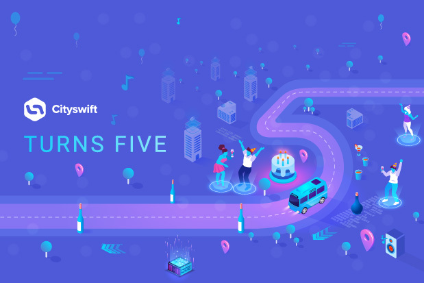 Five years of CitySwift