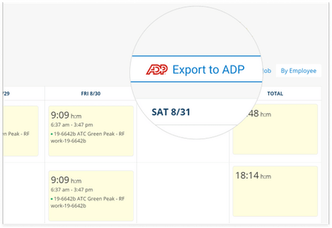Get Timesheets Into ADP at the Push of a Button With ADP Time Tracking  Integration
