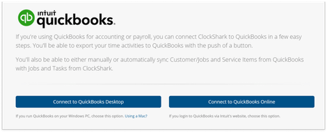 QuickBooks Time Tracking Integration For Mobile and Desktop
