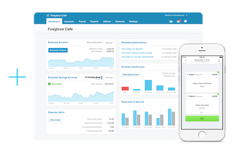 Online accounting software built for small business with Xero Time Tracking