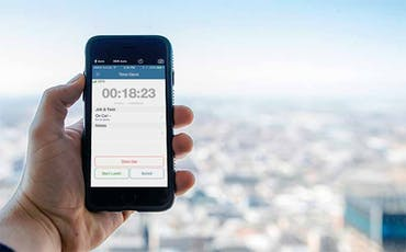 Portable Real Estate Time Tracking Software