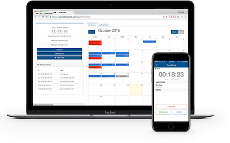 Accurate Time Tracking With Virtual Time Clock