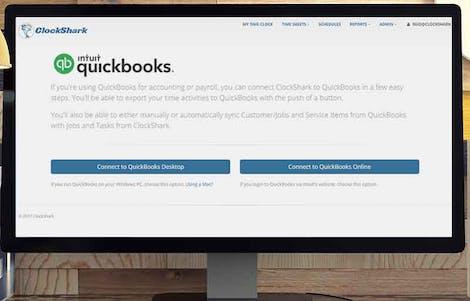 QuickBooks Time Clock