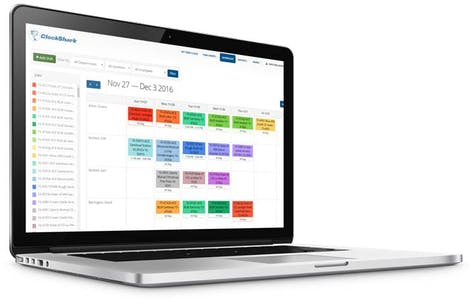 Manage and Schedule Your Crew with Time Card App
