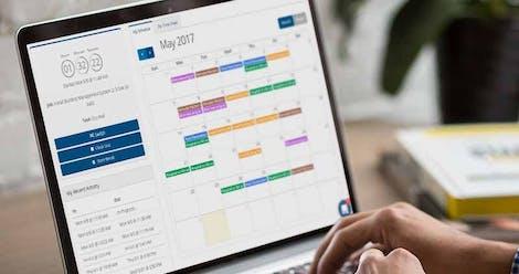 Web-Based Timesheet Software
