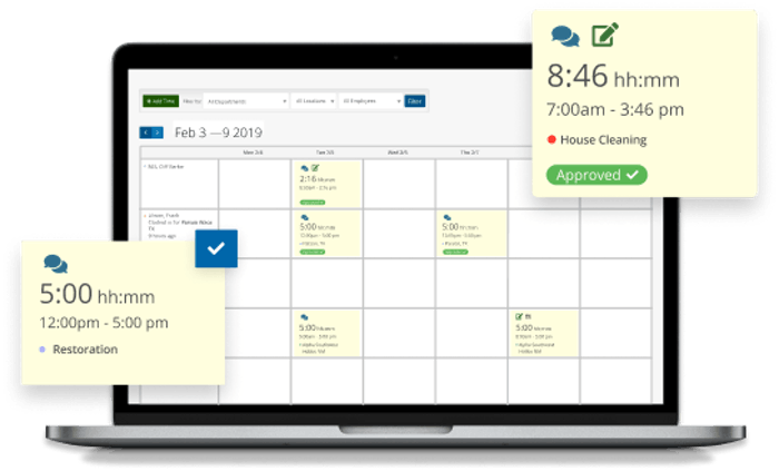 Timesheet Approvals With Mobile Time Tracking