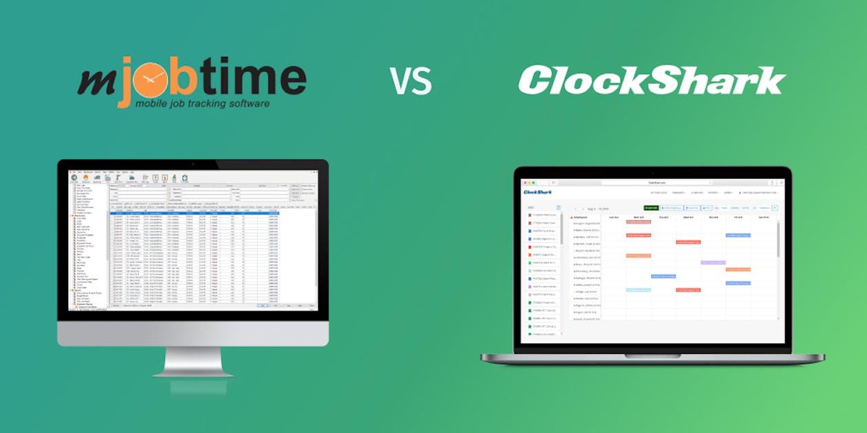 Alternative to MJobTime: ClockShark Construction Time Clock Software