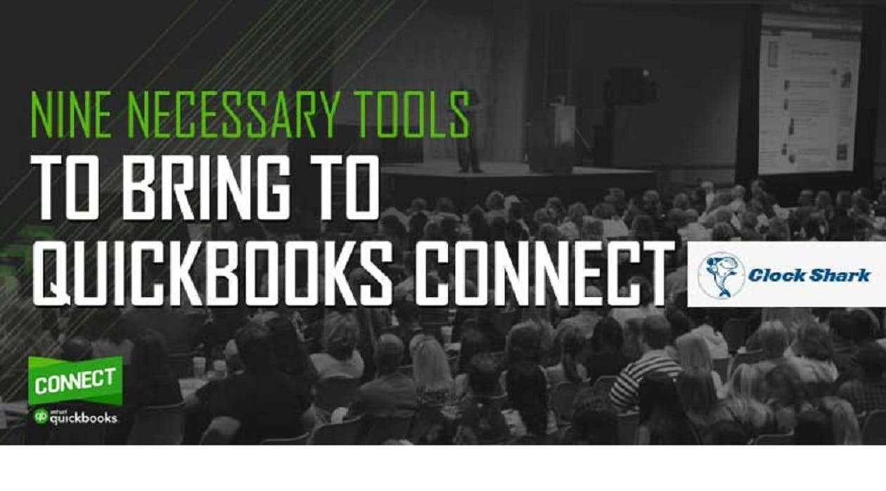 9 Necessary Tools to Bring to QuickBooks Connect