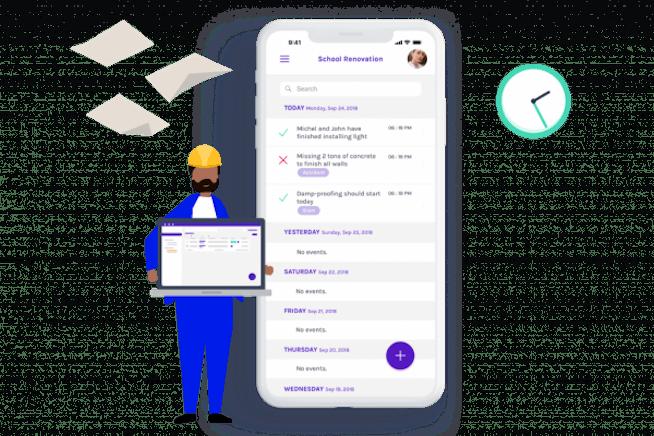 Mobile Site Diary App Reviews