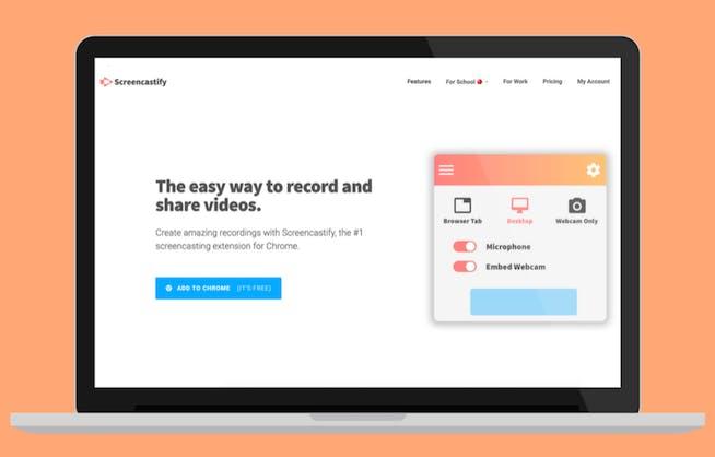 Screencastify Time Management App