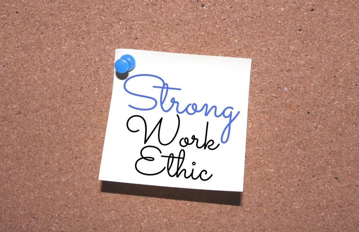 5 Ways to Recognize a Strong Work Ethic in Your Employees