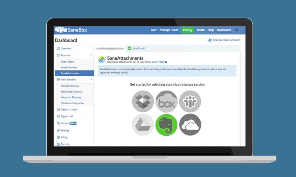 SaneSoap Time Manaement App