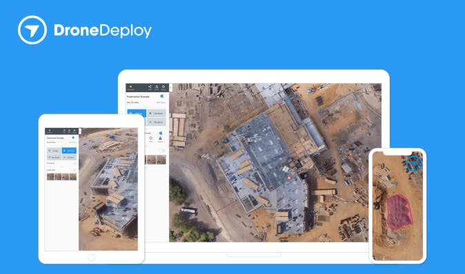 best apps for construction businesses - DroneDeplay