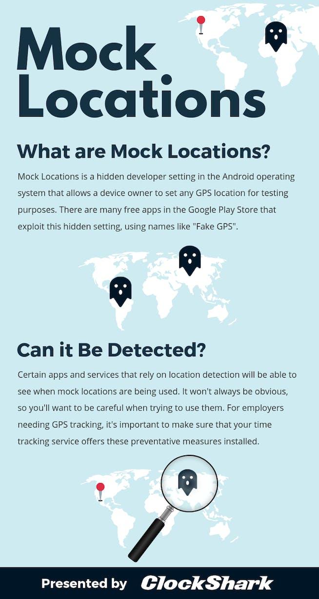 Mock Locations