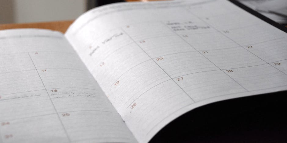 Are You Making These 12 Construction Scheduling Mistakes?