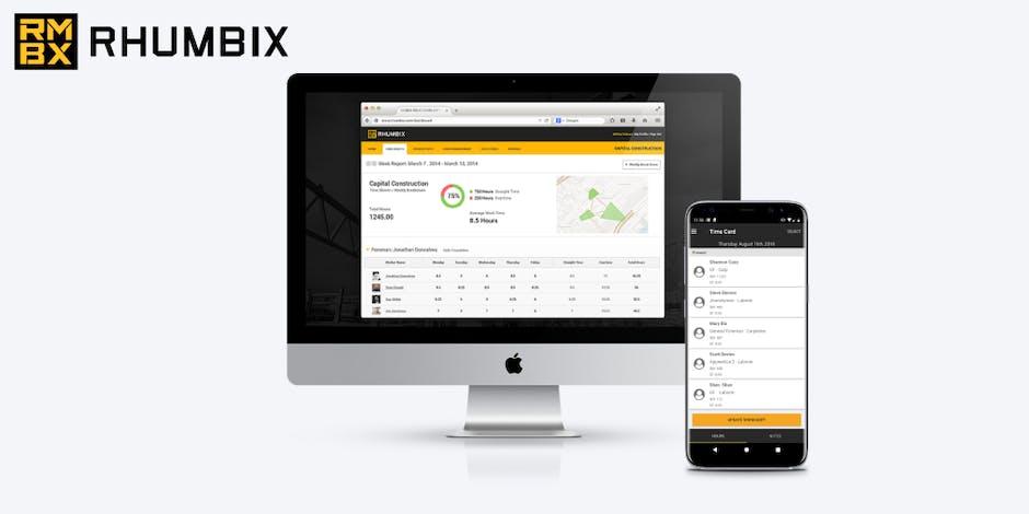 Rhumbix Review - The Field Data Company