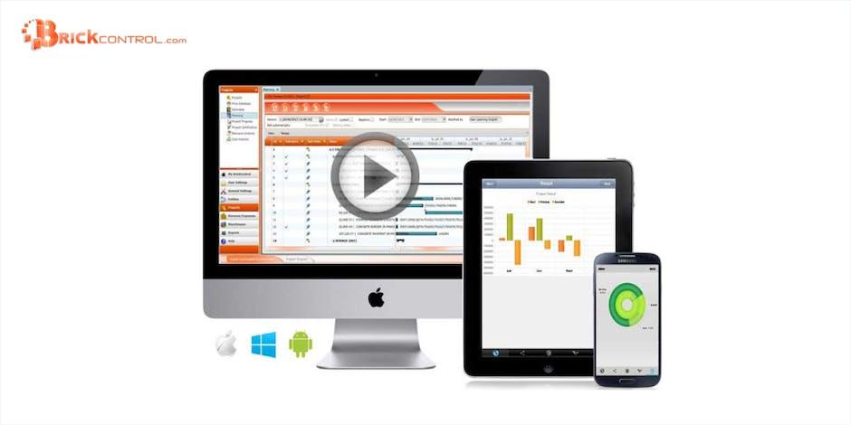 BrickControl Project Management Software Review