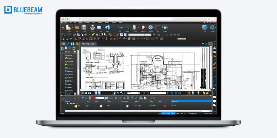 Bluebeam Review - Mark Up PDF's Software