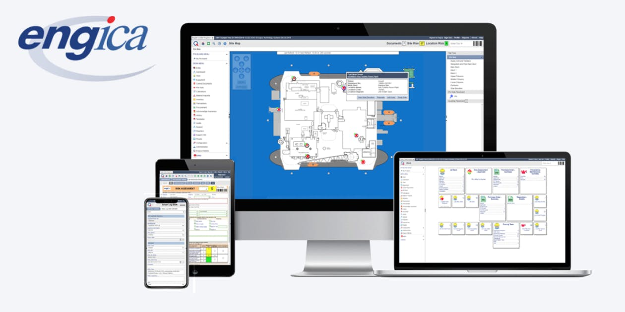 Engica Software Review - Digital Work Control Solutions