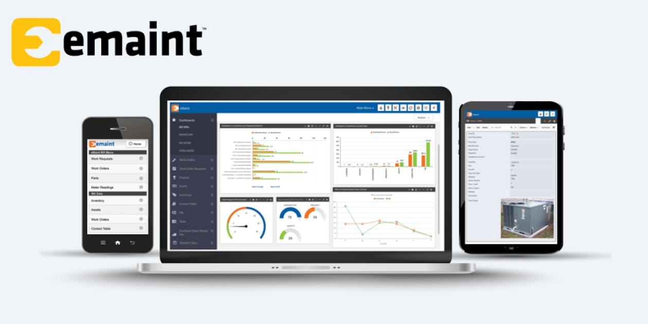 eMaint Review -  Preventive Maintenance Software