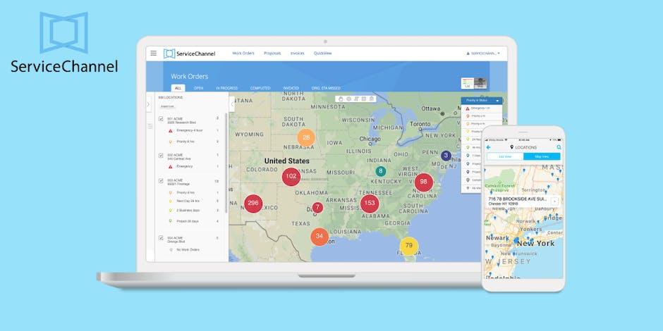 Service Channel Software Review - Facilities Management Platform
