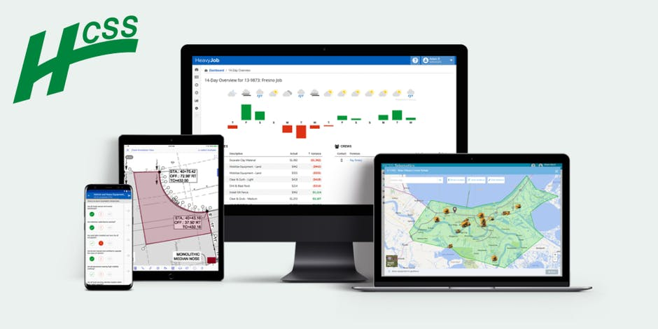 HCSS Review - Innovative Software for the Construction Industry