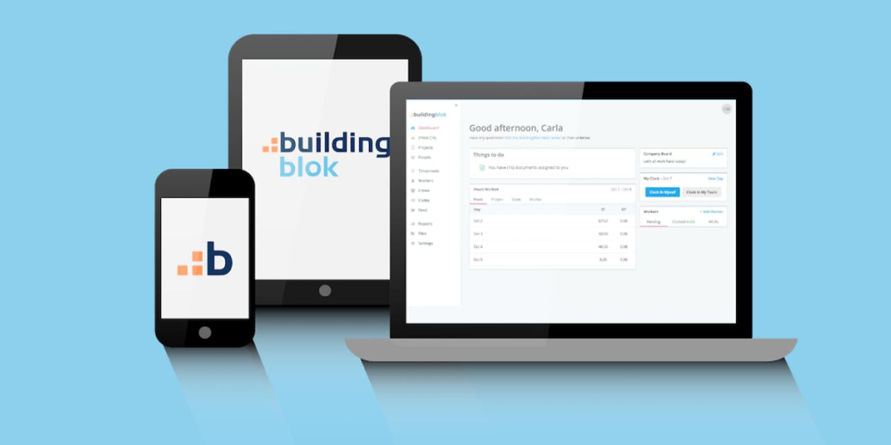 BuildingBlok Review - Construction Project Management Software