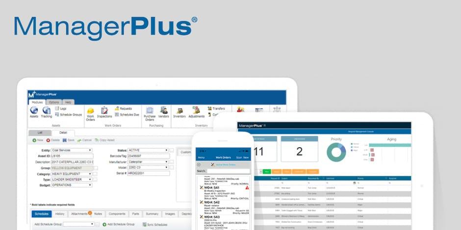 ManagerPlus Review - Maintenance Management Software